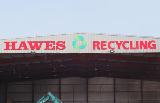 Hawes Recycling High Wycombe