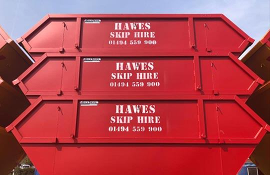 Domestic and commercial skip hire High Wycombe Buckinghamshire